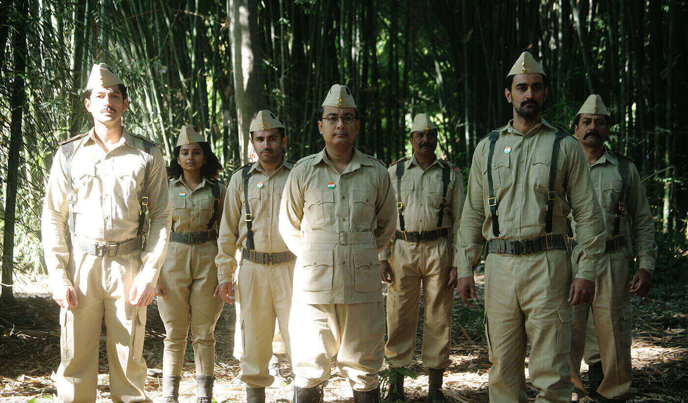 Raag Desh Movie Review: An Overwritten Book Of History, Film Companion