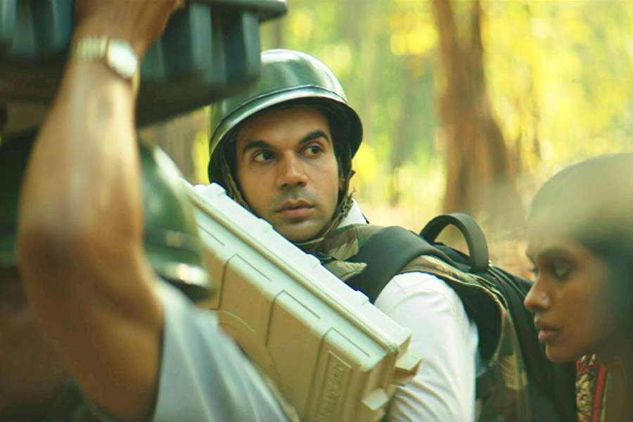 Newton Movie Review: A Brilliantly Resigned, Surprisingly Watchable Story, Film Companion