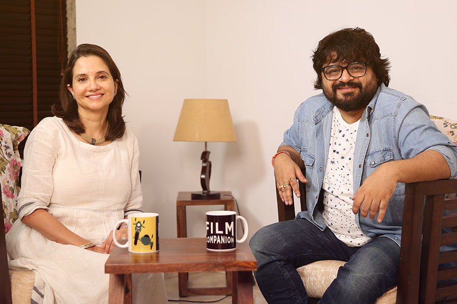 Pritam Interview On His Process Of Creating Music, Film Companion