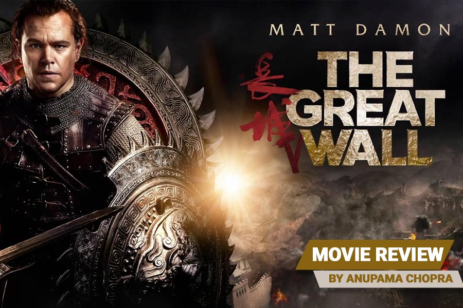 The Great Wall Movie Review, Film Companion