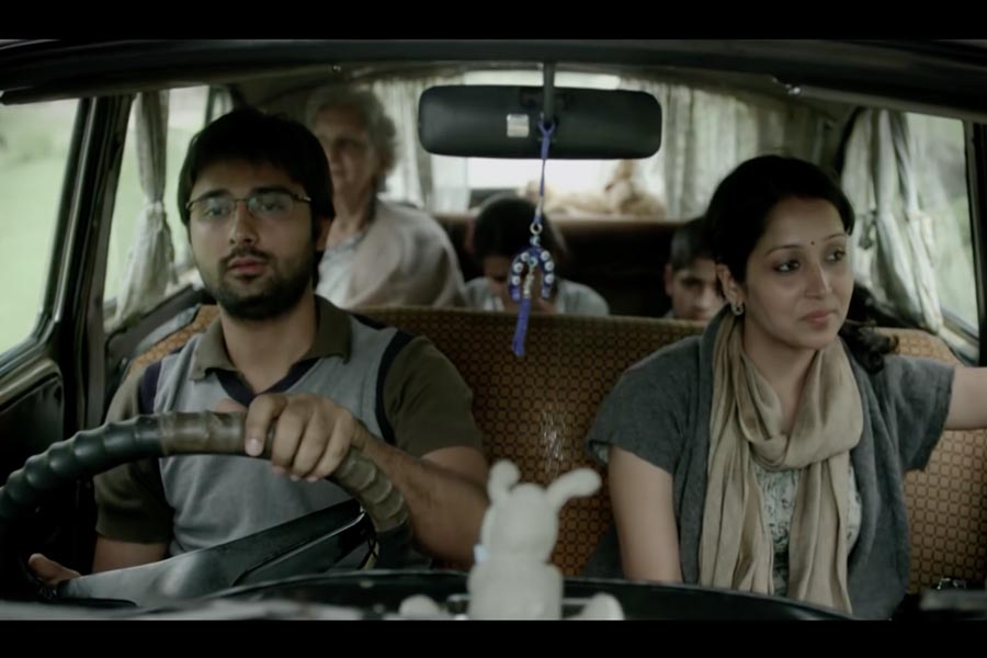 The Guest Short Film Review: A Wicked Little Film, Film Companion