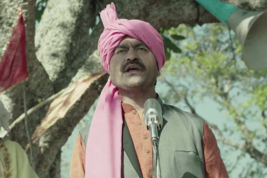 The Manliest Man Short Film Review: Everyday Horror, Film Companion