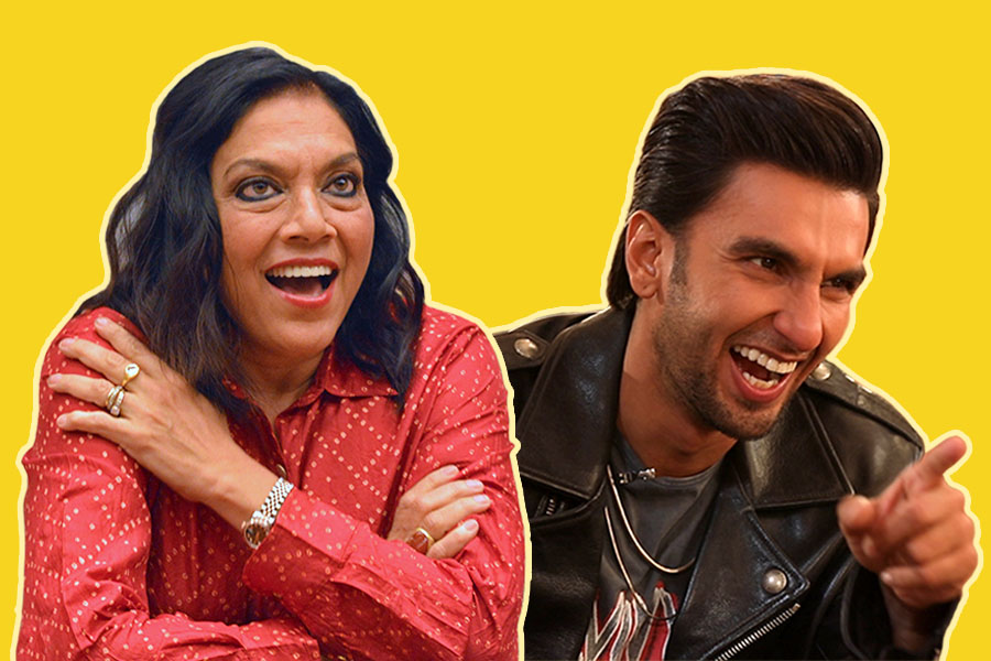 The Importance Of Masti: Lessons From Mira Nair and Ranveer Singh, Film Companion