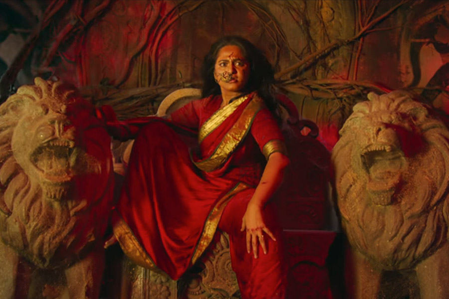 Bhaagamathie Movie Review, Film Companion