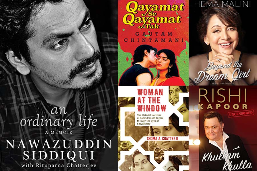 Film Books Of 2017 You Should Be Reading, Film Companion