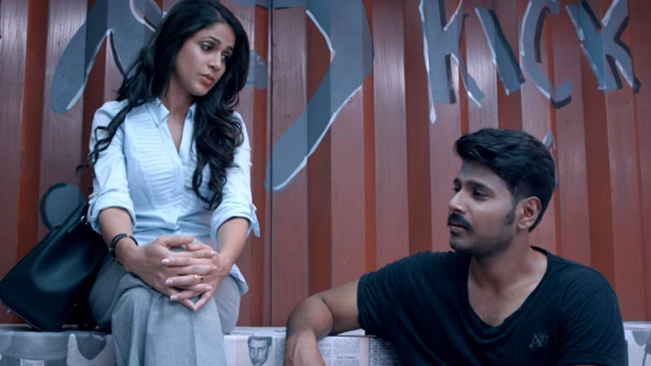 Maayavan Movie Review A sci-fi tale that needed better direction
