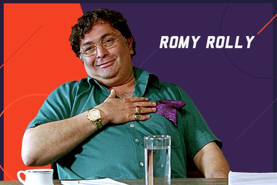 Top 50 Memorable Bollywood Characters: Romy Rolly from Luck By Chance, Film Companion