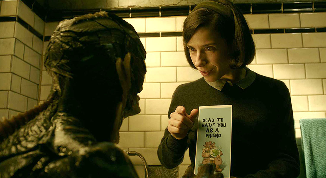 The Shape Of Water Movie Review: Visionary Filmmaking Meets Fiercely Original Imagination, Film Companion