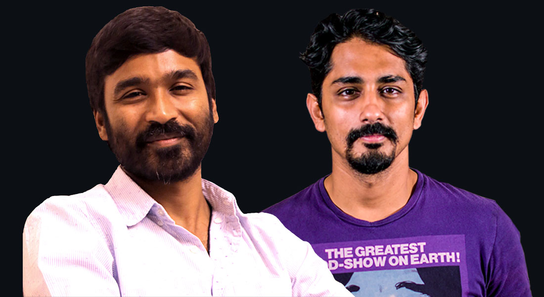Dhanush And Siddharth On How They Came Up With Unique Names For Their Production Houses, Film Companion