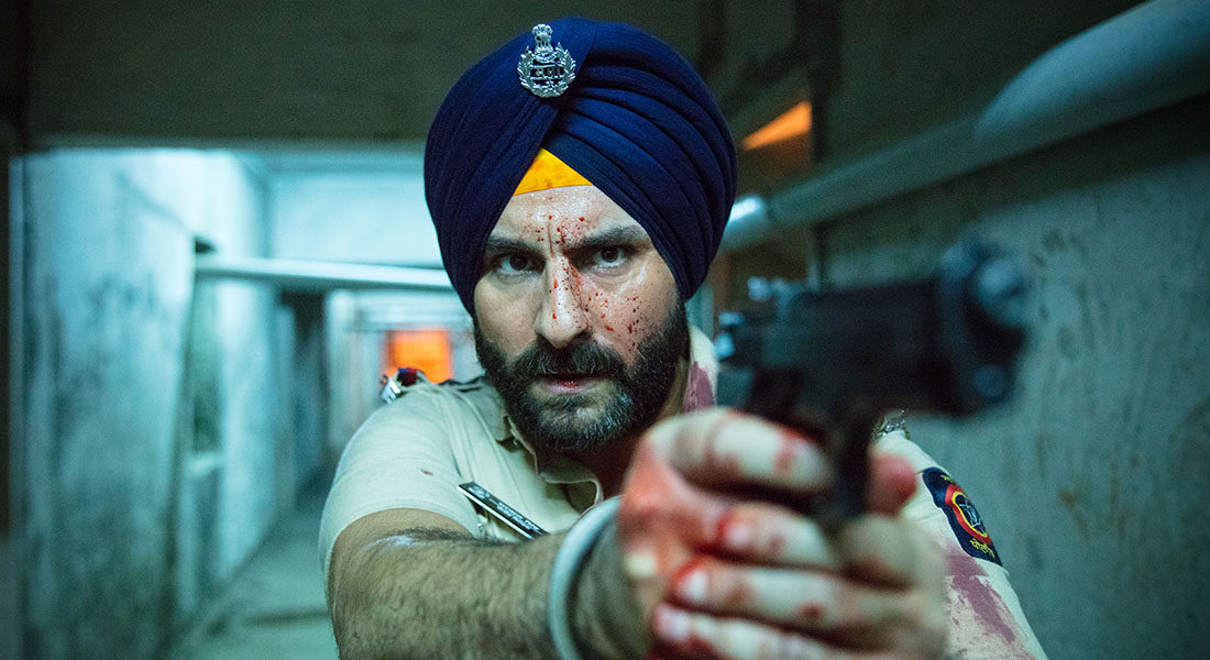 Netflix Releases First Look Of Sacred Games, Announces Three New India Originals, Film Companion