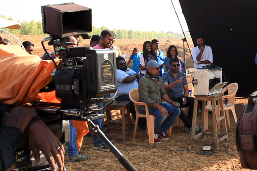 Director's Diaries: On The Sets Of Thamizh Padam 2 With CS Amudhan, Film Companion