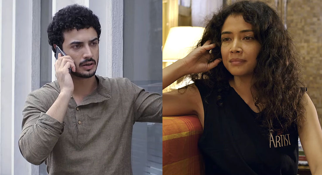Zain Khan Durrani And Geetanjali Thapa On Kuchh Bheege Alfaaz, Film Companion