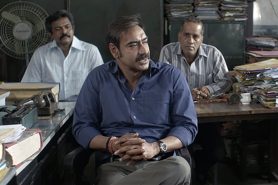Trailer Talk: Ajay Devgn As 'Brooding, Upright Civil Servant', Not For The First Time, In Raid, Film Companion