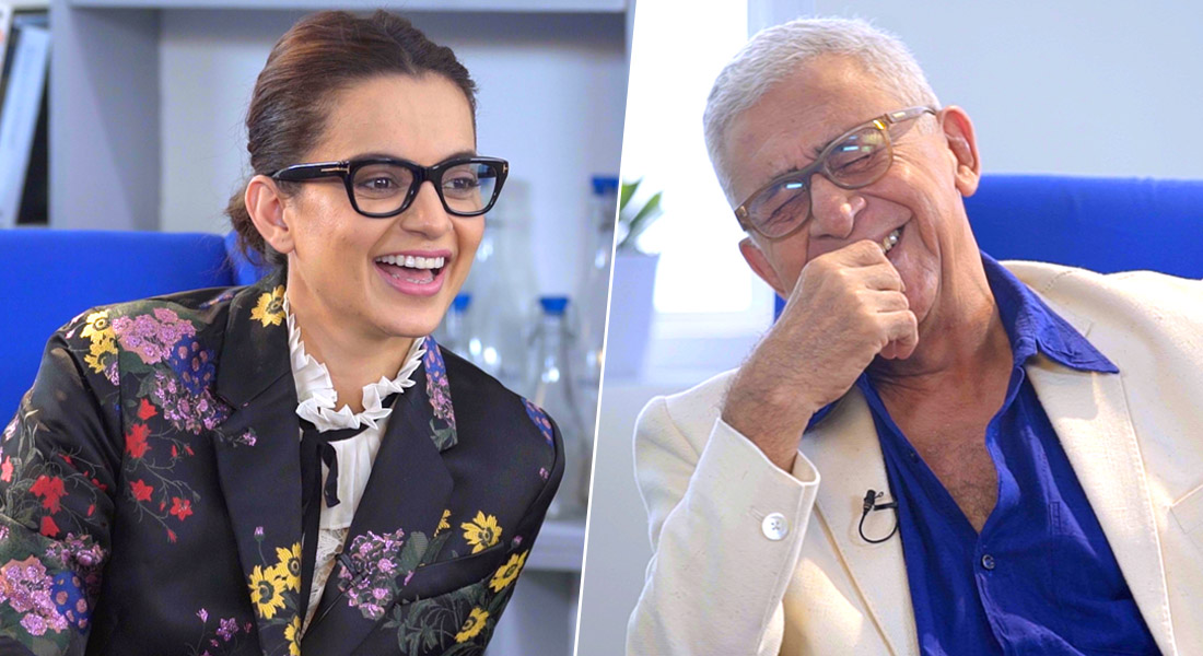Kangana Ranaut And Naseeruddin Shah On Money, Fame And Their Love-Hate Relationship With The Hindi Film Industry, Film Companion