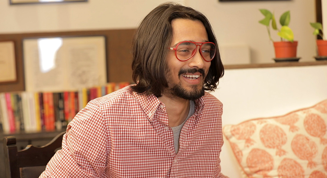 I'm Scared Of Losing It All: Bhuvan Bam On His Fears And Bollywood Dreams, Film Companion