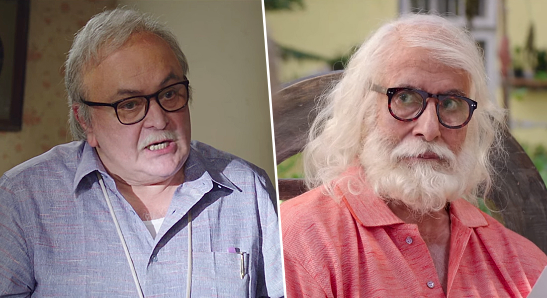 Trailer Talk: In 102 Not Out, Amitabh Bachchan And Rishi Kapoor Play A Quarreling Father And Son, Film Companion