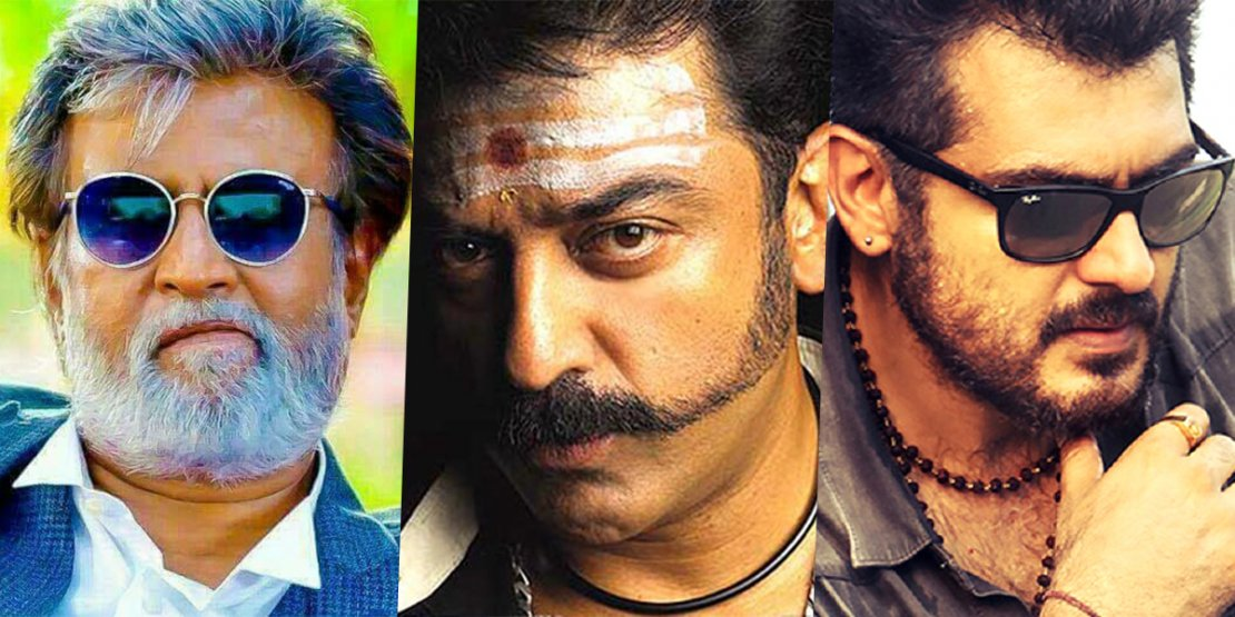 Why The Beard Is In Vogue In Tamil Cinema, Film Companion