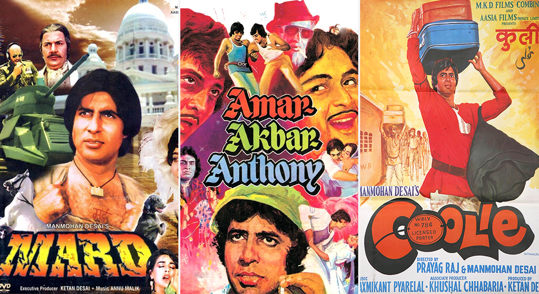 What You Can Expect To Find In A Manmohan Desai Film, Film Companion