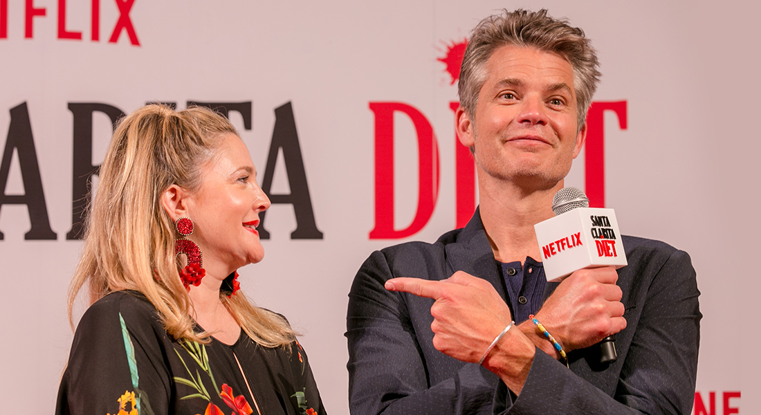 Drew Barrymore On Why She Related To Her Zombie Character On Netflix's Santa Clarita Diet, Film Companion
