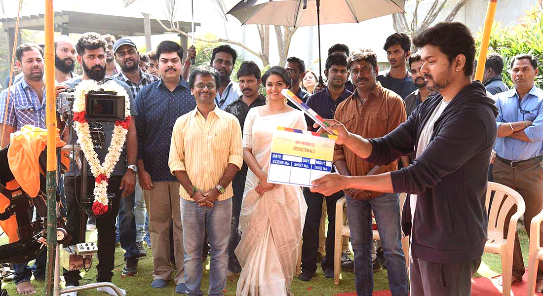 Tamil Film Industry in Total Shutdown, but Thalapathy 62 rolls on, Film Companion