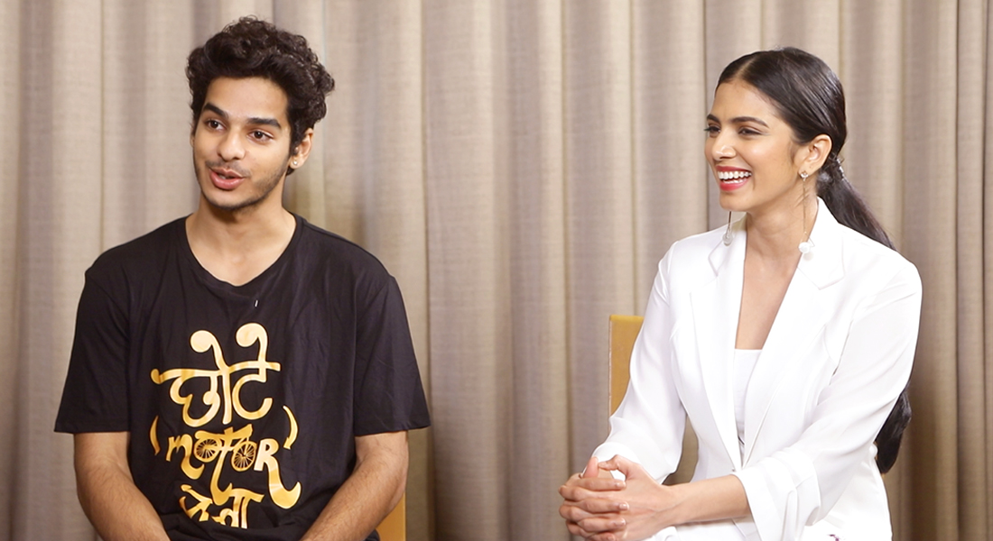 Ishaan Khatter and Malavika Mohanan On Working With Majid Majidi And Preparing For Stardom, Film Companion