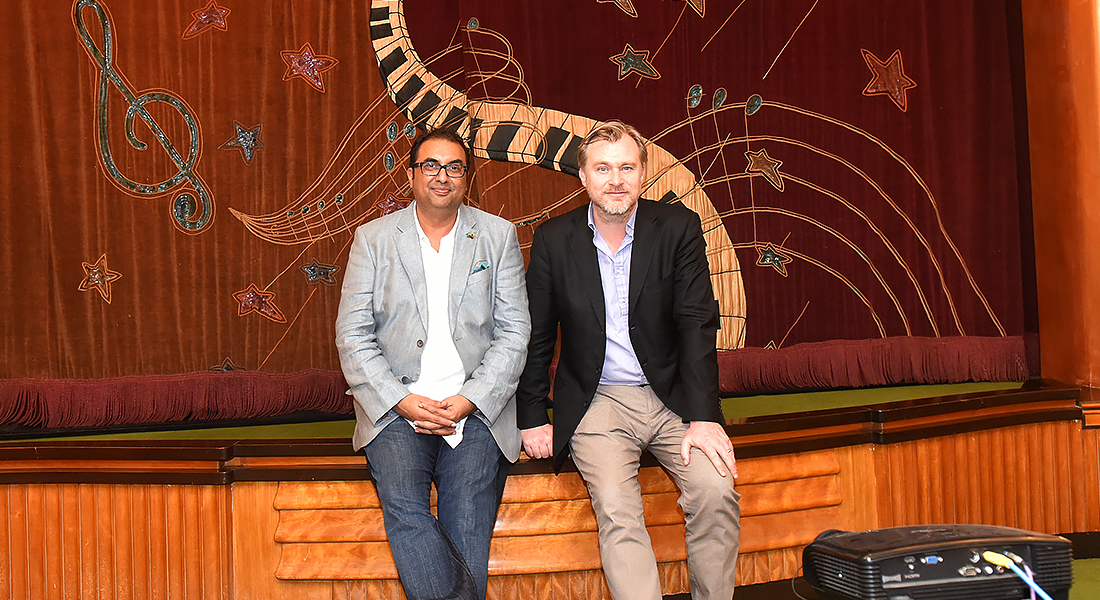 Christopher Nolan's Mumbai Visit And The Importance of Being A Film Activist, Film Companion