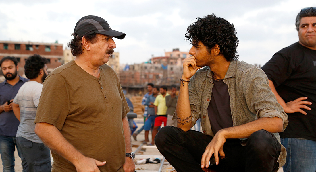 We Have Many Similarities: Iranian Auteur Majid Majidi On His First Indian Film Beyond The Clouds, Film Companion