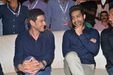 Mahesh Anna Is An Inspiration: Jr NTR At The Audio And Trailer Launch Of Bharat Ane Nenu, Film Companion