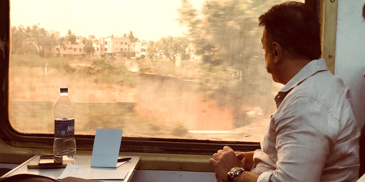 My Fanboy Moment With Kamal Haasan On The Vaigai Express, Film Companion