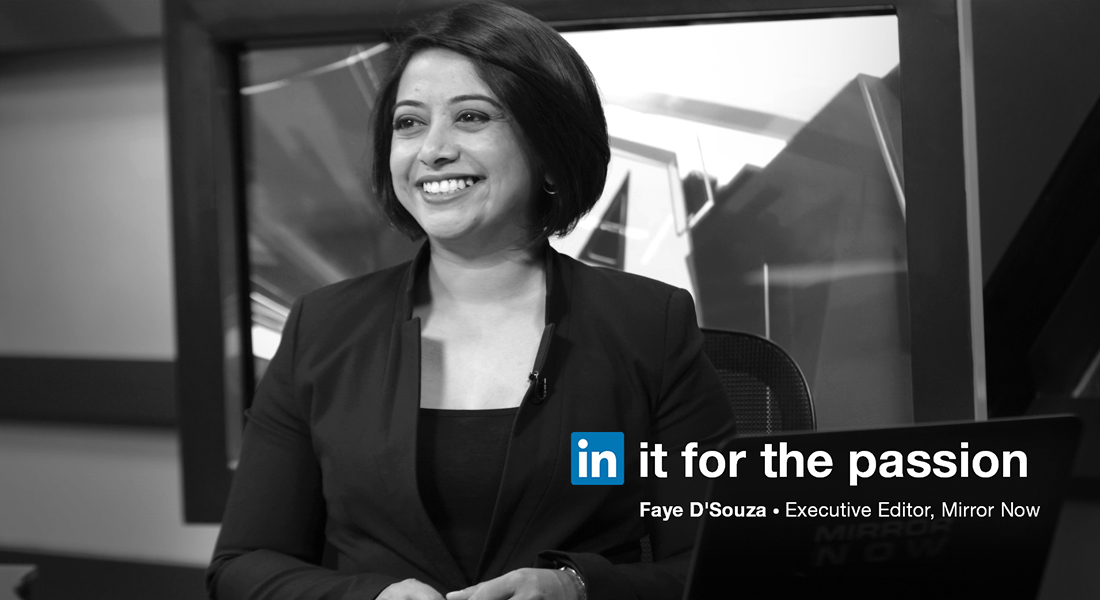 I Want To Prove That You Can Do The News Without Selling Your Soul: Faye D'Souza, Film Companion