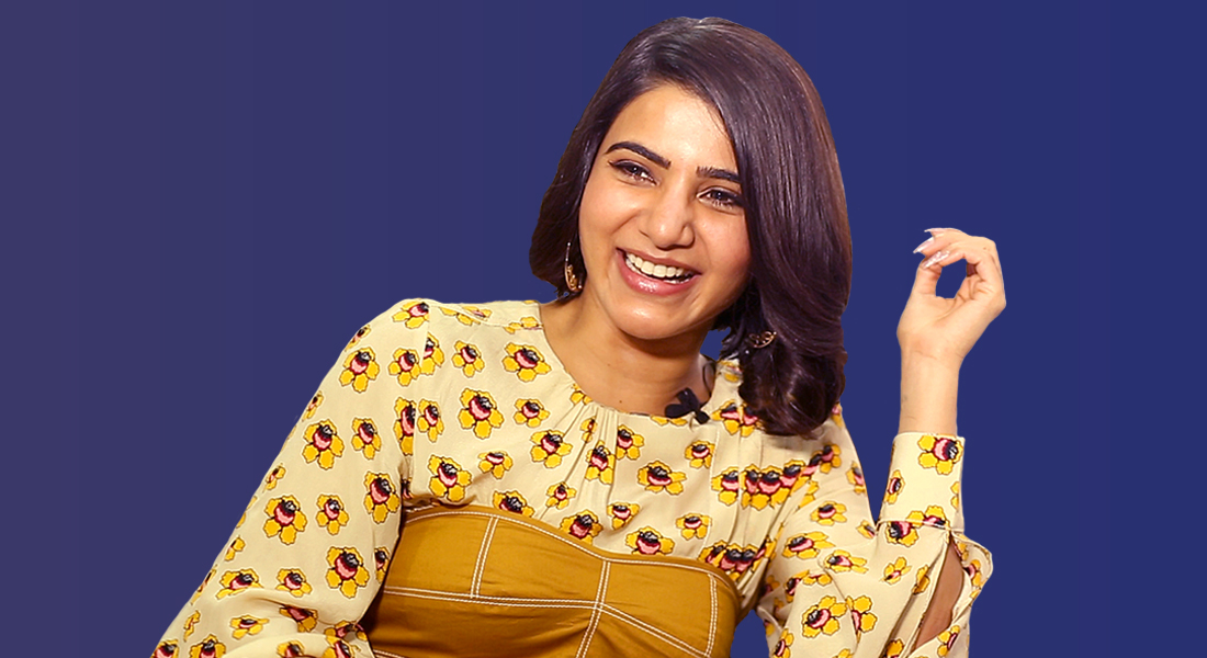 At The End Of The Day, It's Just A Job: Samantha Akkineni On Acting, Film Companion