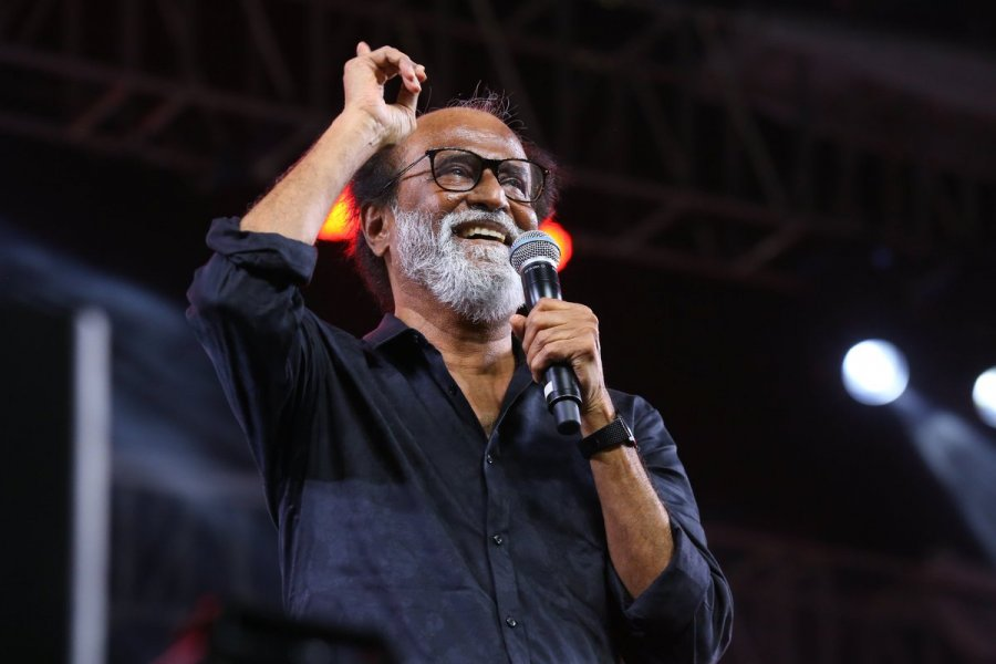 At The Kaala Audio Launch, Superstar Rajini Admits To Past Mistakes And Responds To Detractors, Film Companion