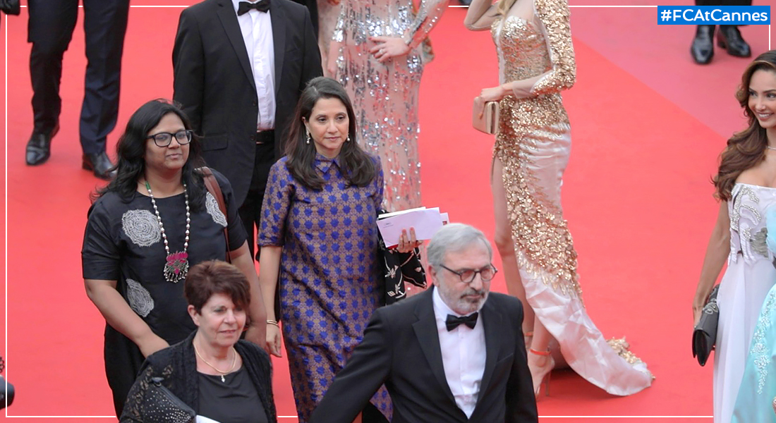Why I Am A Cannes Addict!, Film Companion