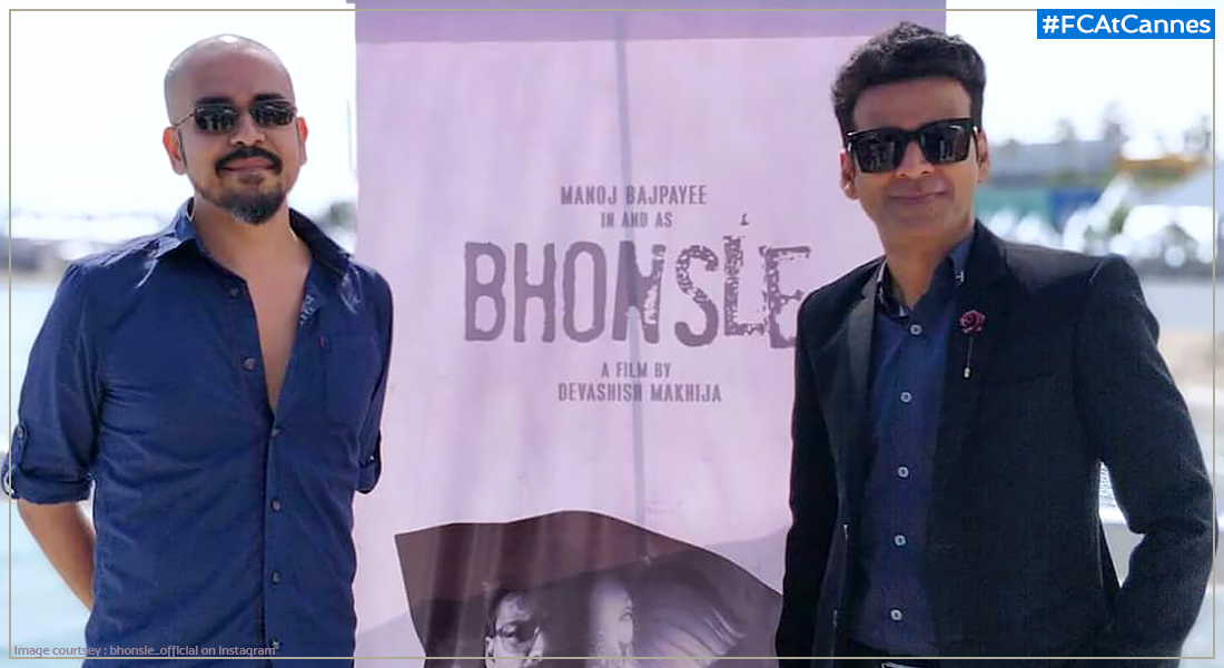 Caught At Cannes: Manoj Bajpayee Comes Out Of The Croisette, Film Companion