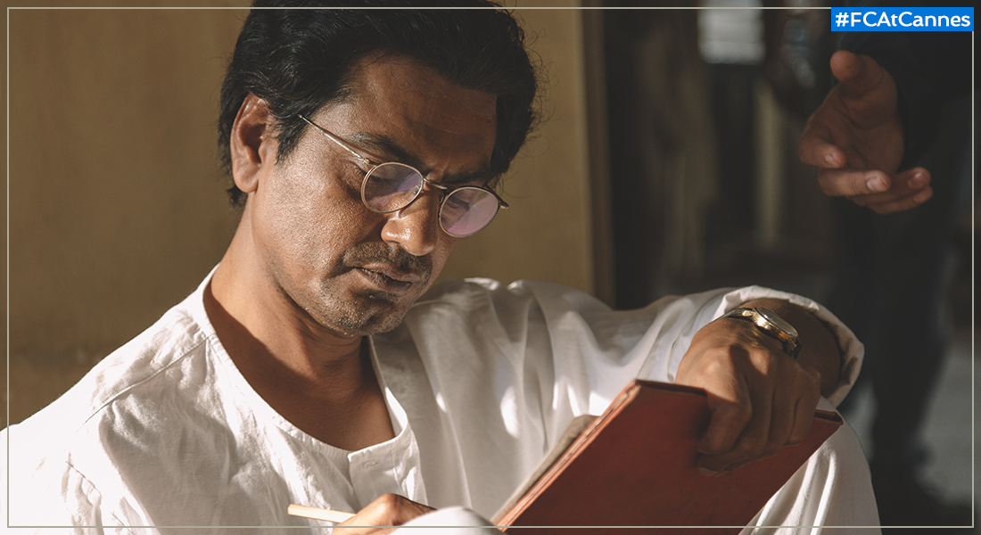 Caught At Cannes: Review of Manto, Film Companion