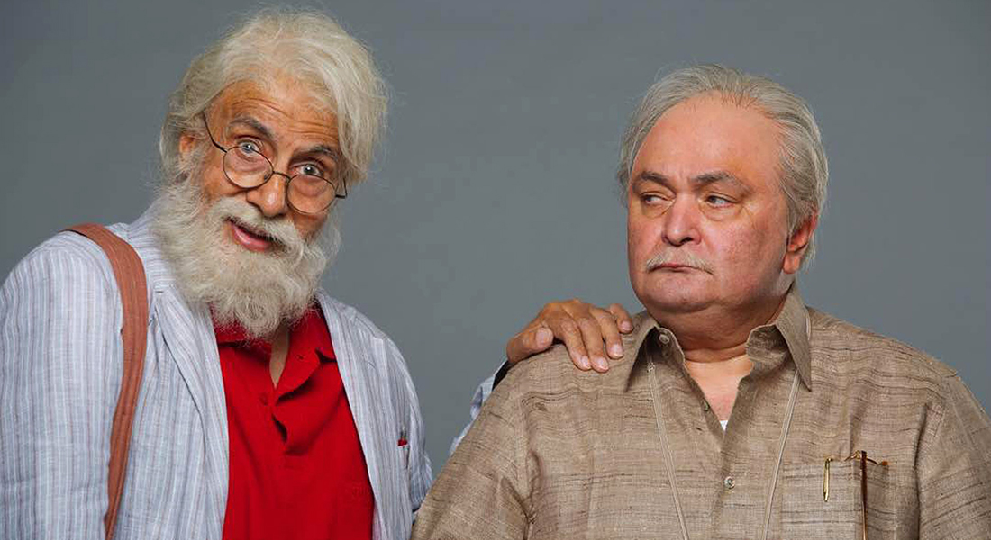 102 Not Out Movie Review: A Simplistic, Sitcom-Style Film About Ageing, Film Companion