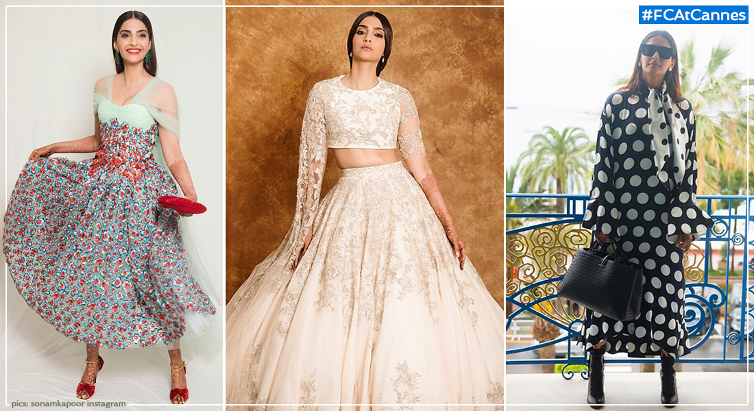 Sonam Kapoor Ahuja Flaunts Fashion Smarts At Cannes, Film Companion