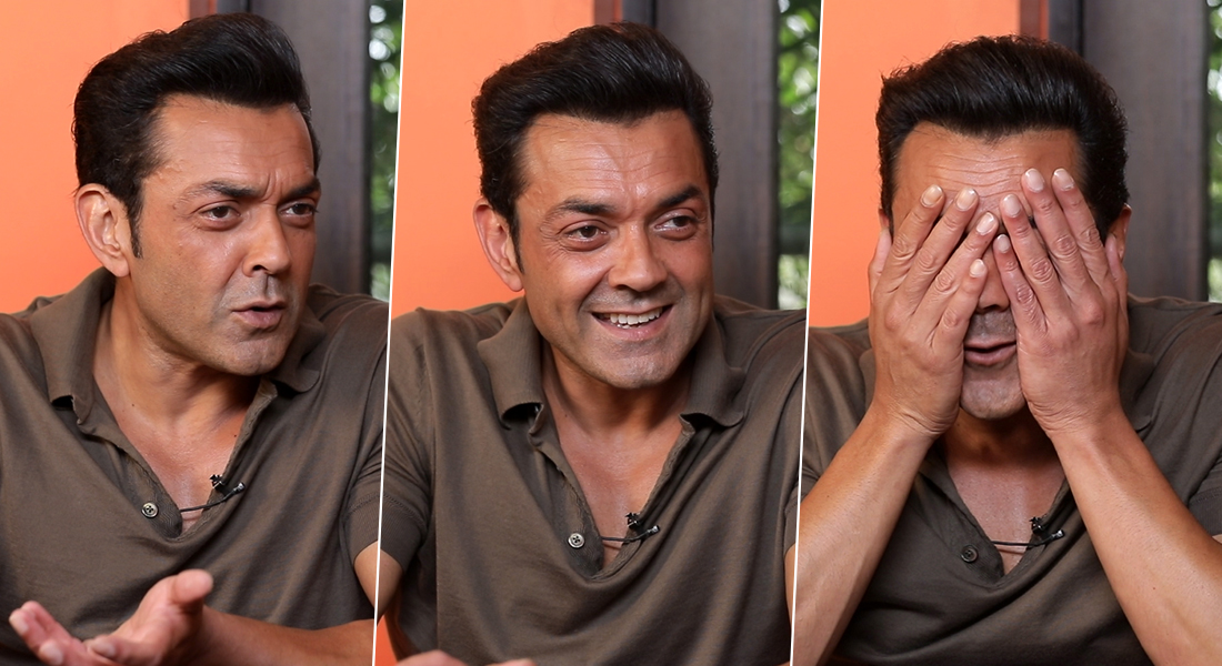 Bobby Deol On Not Doing Films For 4 Years And Going Shirtless For Race 3, Film Companion