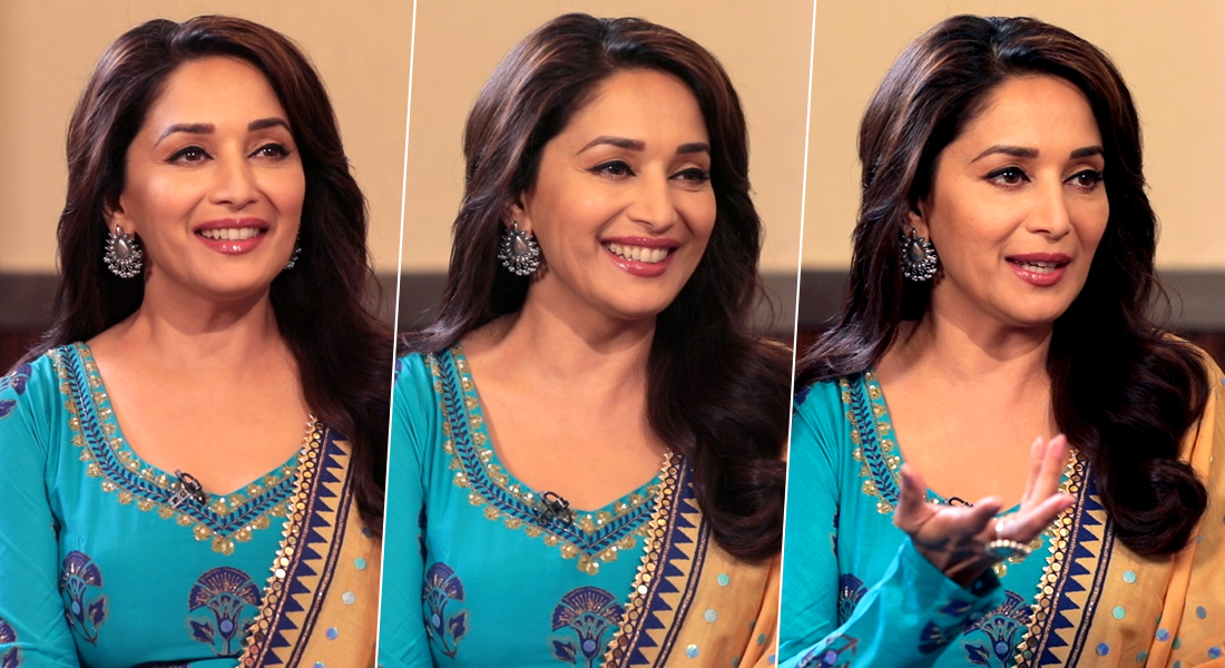 Madhuri Dixit On Receiving Praise From Shahrukh Khan And Why Acting Is Like A Love Affair, Film Companion
