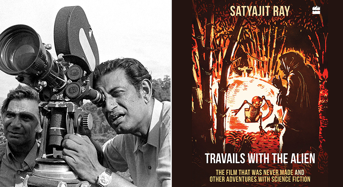 Tidbits From A New Book On The Sci-Fi Side Of Satyajit Ray, Film Companion