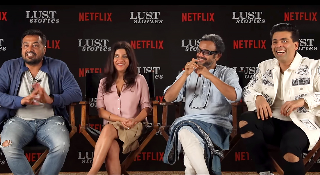 Lust Stories Directors On Their Biggest Pet Peeves On Set, Film Companion