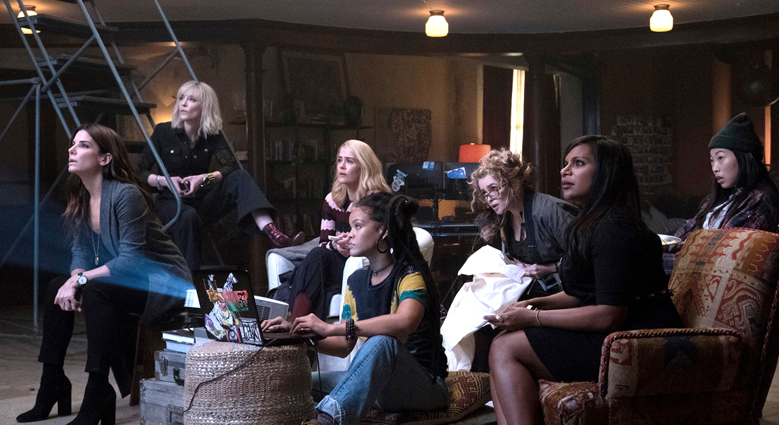 Ocean's 8 Movie Review: An Exciting Idea Ruined By Lazy Writing, Film Companion
