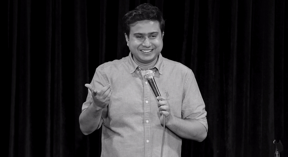 Anirban Dasgupta On His New Amazon Special And Why Comics Should Not Be Taken Too Seriously, Film Companion