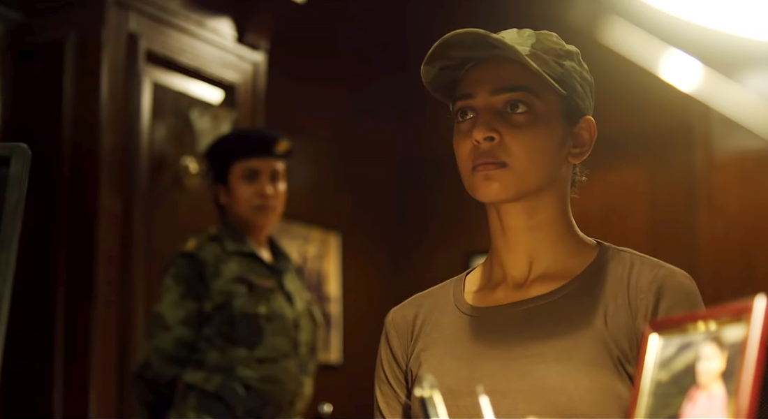 Ghoul Trailer Talk: Radhika Apte, Seditious Literature And Demonic Spirit In Dystopian Netflix Series, Film Companion