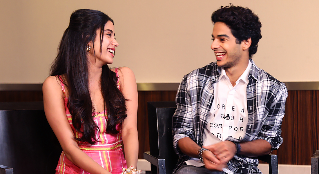 Ishaan Khatter And Janhvi Kapoor On What It's Like To Be Star Newcomers, Film Companion