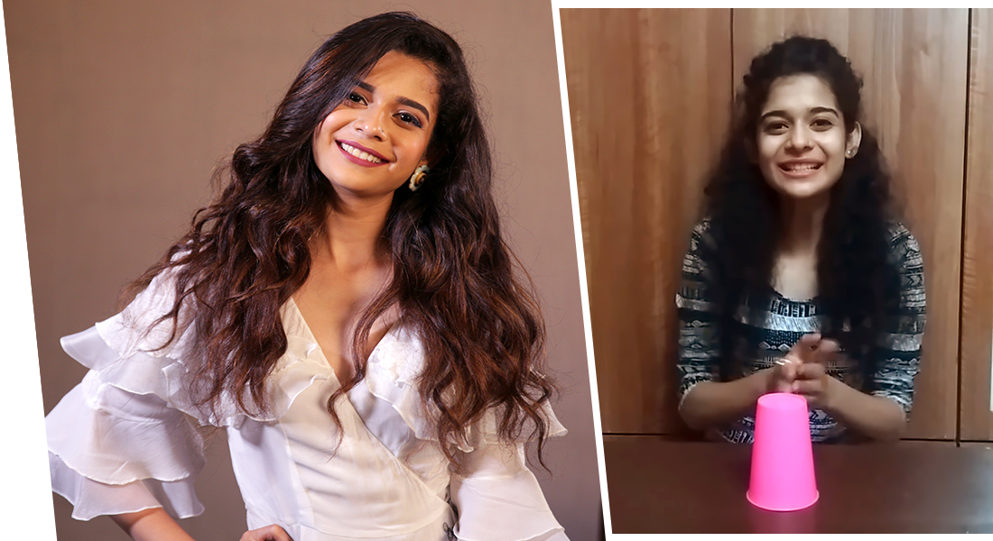 Mithila Palkar Is Still Wondering How Her Cup Song Went Viral, Film Companion