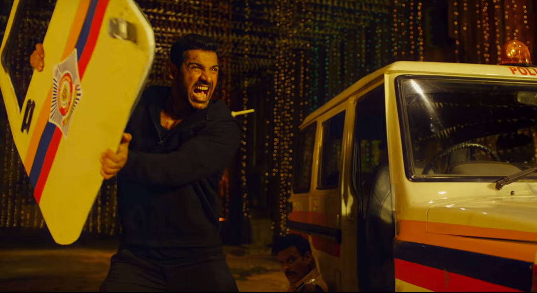 Top Moments Of John Abraham Destroying Things, Film Companion