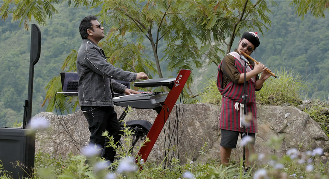 Amazon's New Series With AR Rahman Tells Us As Much About The Composer As About The Musicians He Showcases, Film Companion