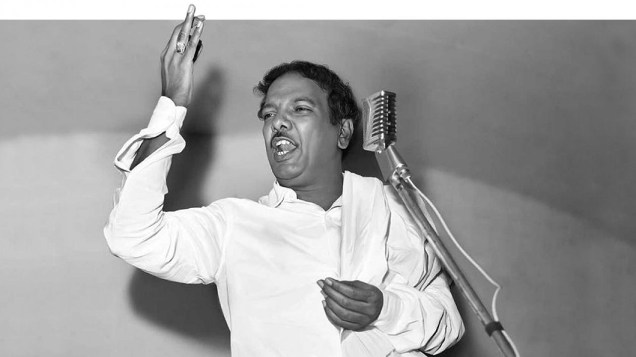 Five Highlights From Karunanidhi's Film Career | Film Companion