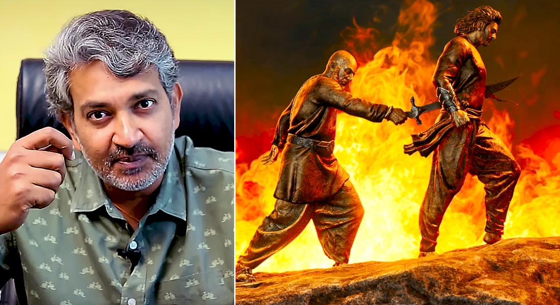 Director S S  Rajamouli On How The Title Sequence Of